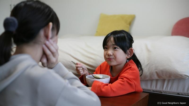 [「ごはんを食べたい」 コロナ禍のひとり親家庭に向けたフードバンク (グッドネーバーズ・ジャパン)]の画像