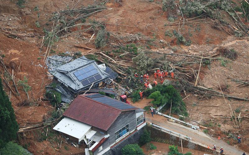 [令和2年7月大雨災害への緊急災害支援募金 (Yahoo!基金)]の画像