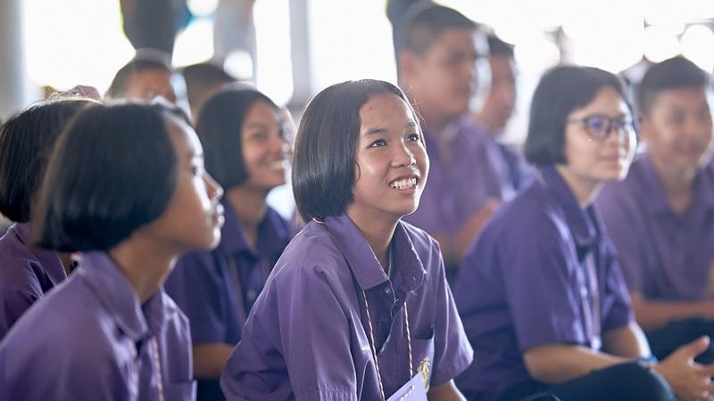 [【国際NGO CARE】 タイの青少年にリーダーシップ育成とビジネス起業体験を!]の画像