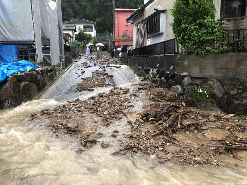 [九州北部大雨 被災者支援 2019年8月~ (アジアパシフィックアライアンス・ジャパン)]の画像