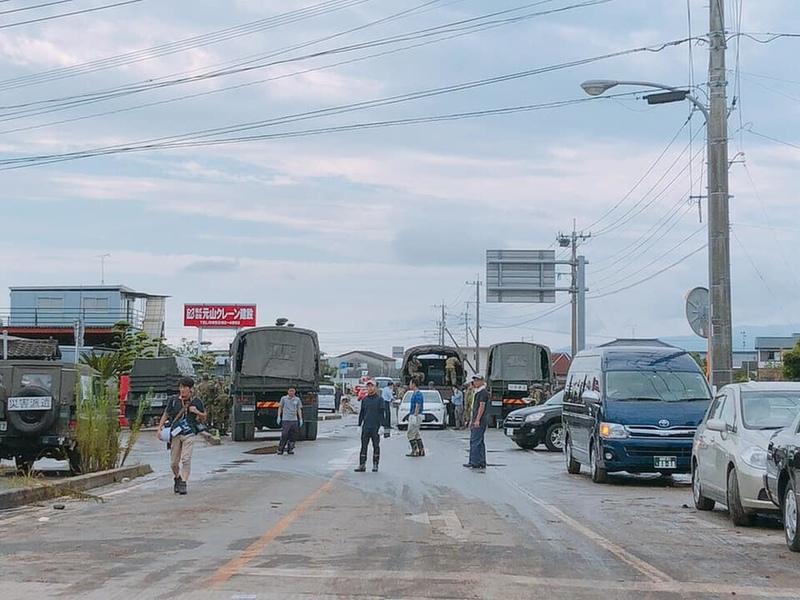 [2019年8月 九州北部の大雨により被害を受けた方々に医療支援を(HuMA)]の画像