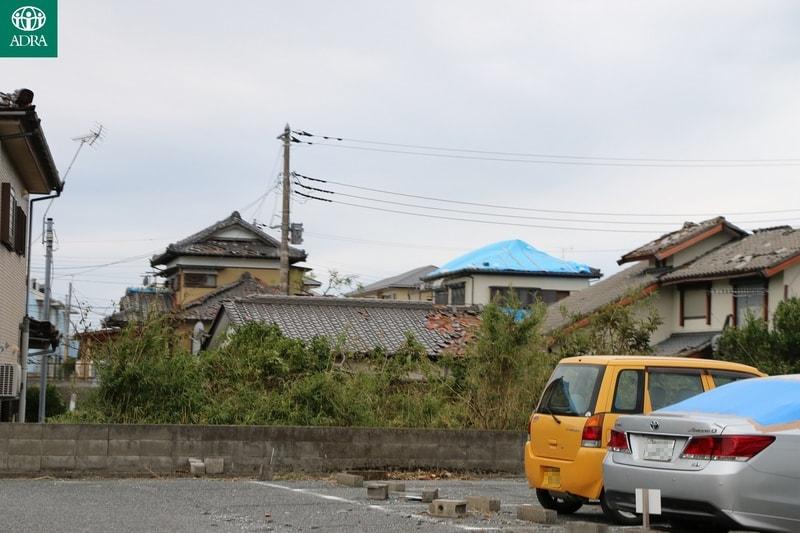 [2019年台風15号 千葉県被災者支援(アドラ・ジャパン)]の画像