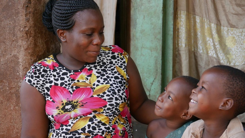[アフリカでエイズに影響を受ける子どもたちの未来を支えたい]の画像
