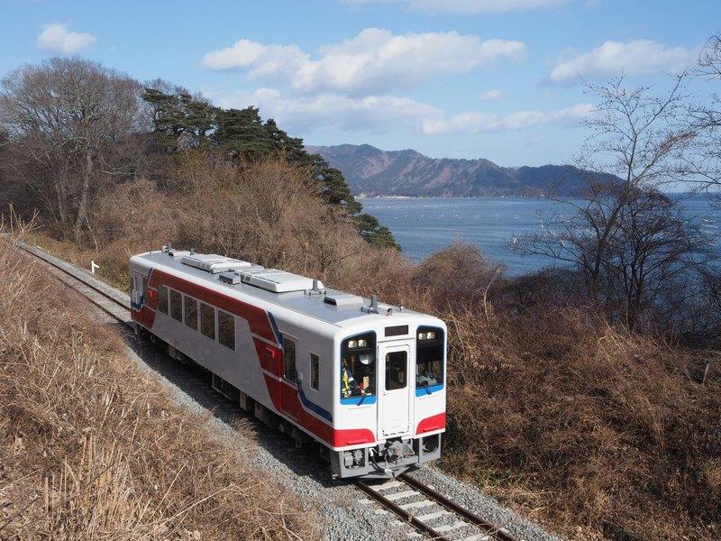 [令和元年台風19号による三陸鉄道被災への支援募金(三陸鉄道株式会社)]の画像
