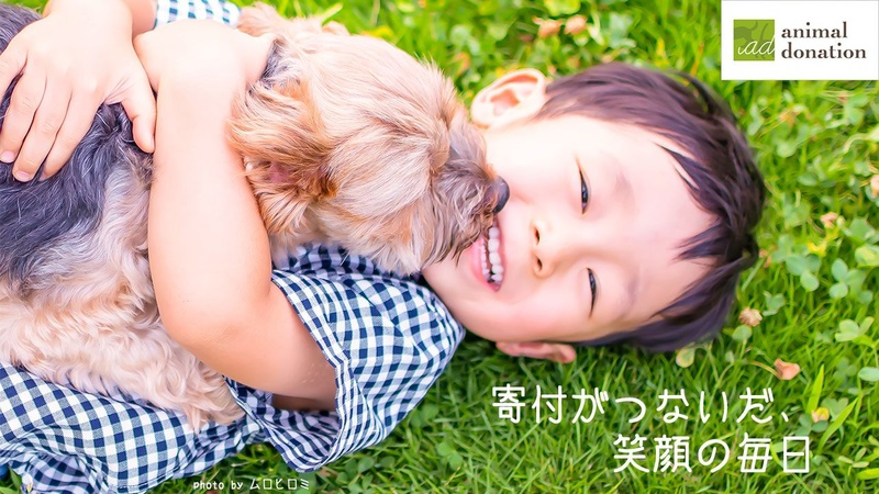 [ 【キモチをカタチに。】日本の動物福祉を世界トップレベルに!]の画像
