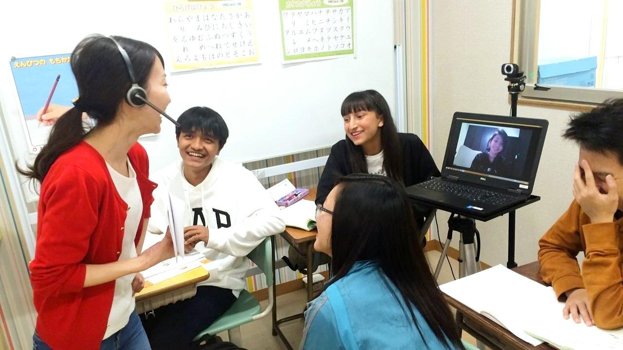 [【寄付が2倍】日本語教育が必要な子どもに、オンライン授業を!]の画像