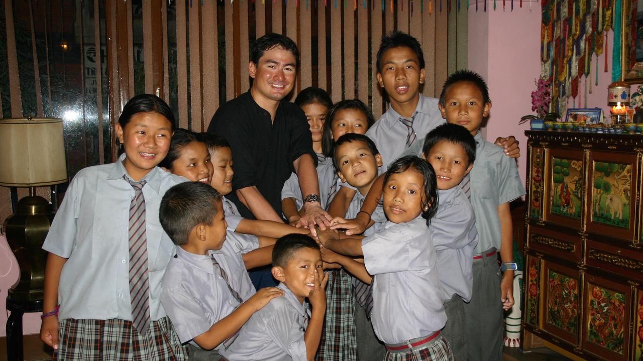 [野口健【シェルパ基金】 ヒマラヤで亡くなったシェルパの遺児に継続的な教育を提供]の画像