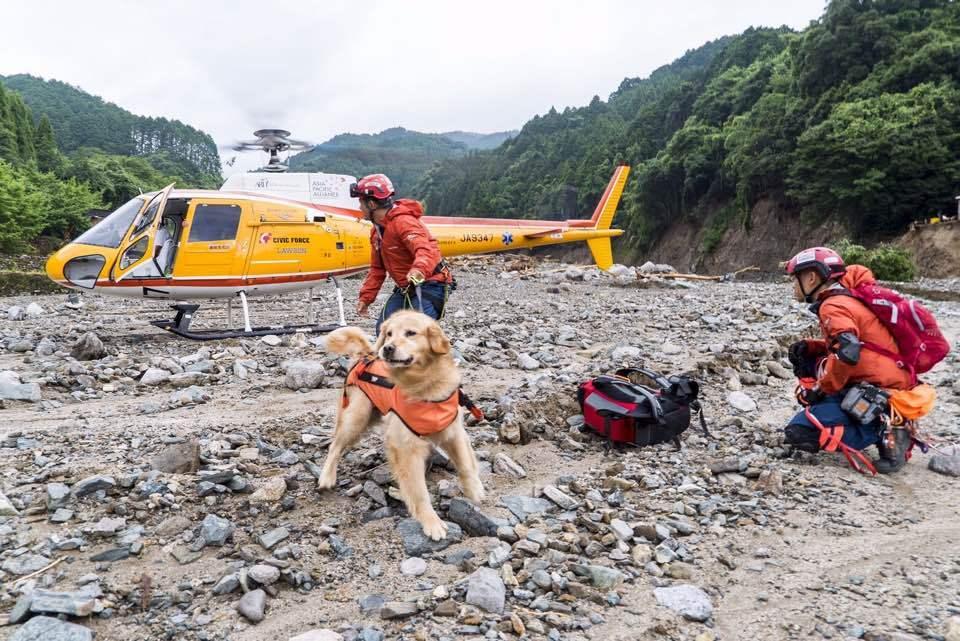 [九州北部豪雨の被災者支援(Civic Force)]の画像