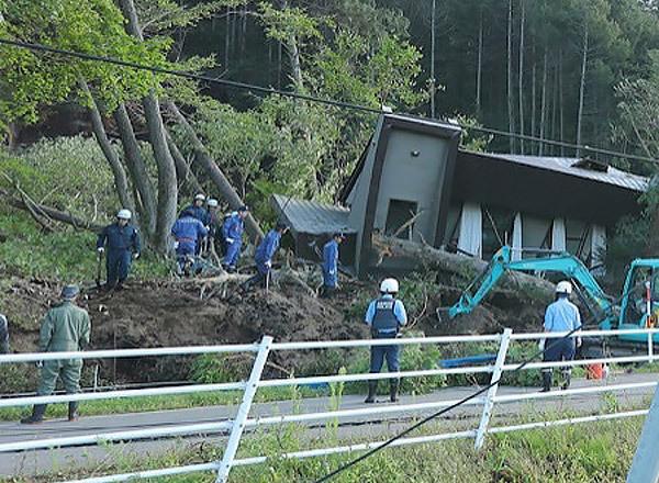 [平成30年北海道胆振東部地震 緊急災害支援募金(Yahoo!基金)]の画像