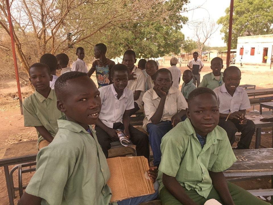 [スーダンで国内紛争の影響を受ける人々と子どもたちを支えたい!]の画像