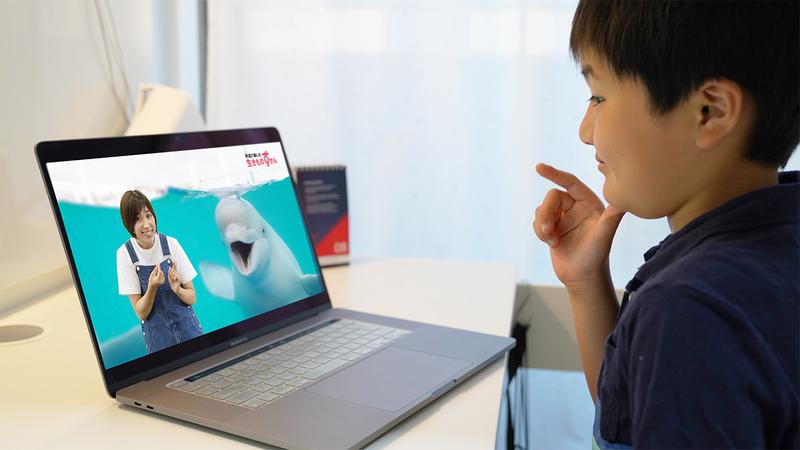 [【寄付が2倍】ろう児の学習環境がより豊かになるきっかけとして「手話で楽しむ生きものずかん」制作プロジェクト]の画像