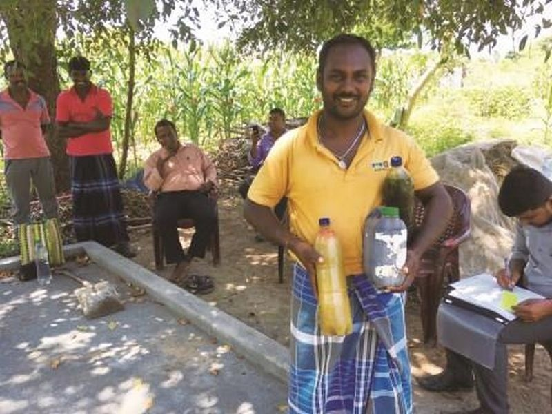 [【スリランカ】内戦と災害を生き延びてきた人々の農業再開支援]の画像