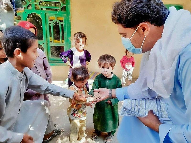 [【アフガニスタン】紛争、干ばつ、洪水、コロナの多重災害の被災地を支援する (ピースウィンズ・ジャパン)]の画像