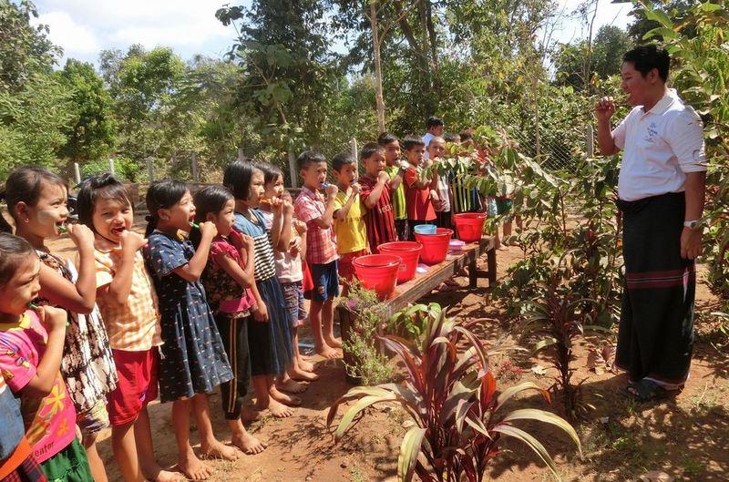 [【ミャンマー】 カレン州で衛生環境改善&新型コロナウイルス予防! (ピースウィンズ・ジャパン)]の画像
