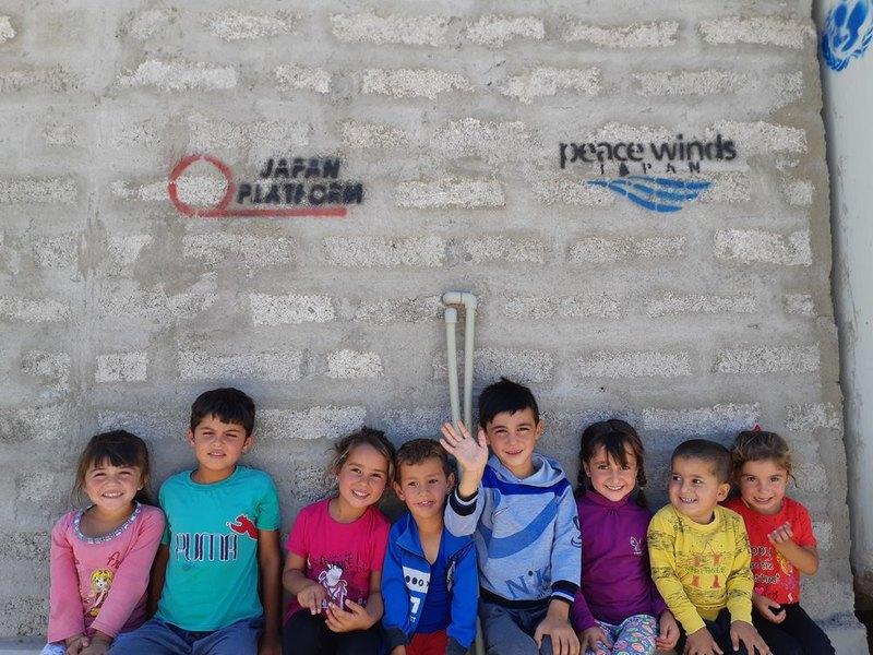 [【イラク】緊急人道支援:破壊された土地で力強く生きる人々を支えよう (ピースウィンズ・ジャパン)]の画像