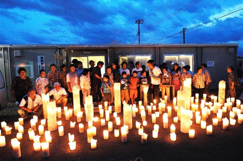 [毎月11日に福島でイベントを続けて10年。 これからは子どもたちと共に学び、共に福島の新たな復興を目指す。]の画像