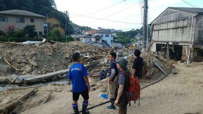 [日本のどこで災害が起きても必要な支援が届けられる社会へ]の画像