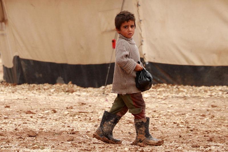 [ユニセフ シリア緊急募金]の画像