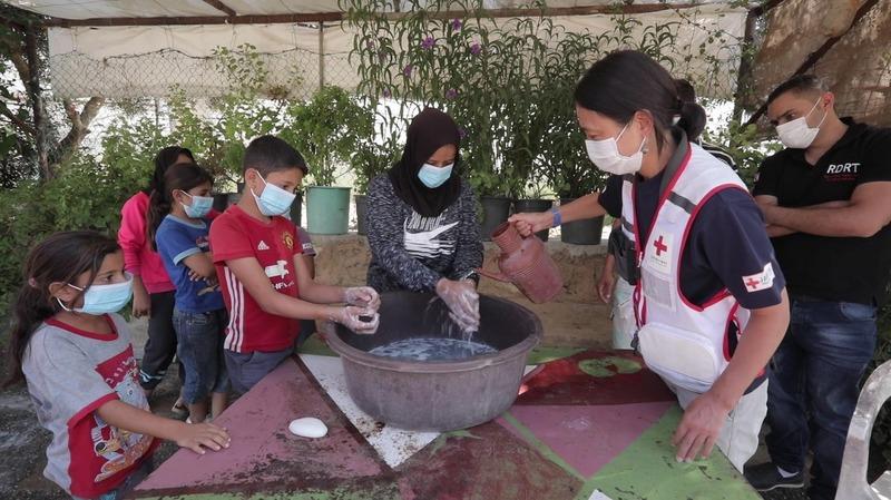 [シリア難民を救おう!(日本赤十字社)]の画像