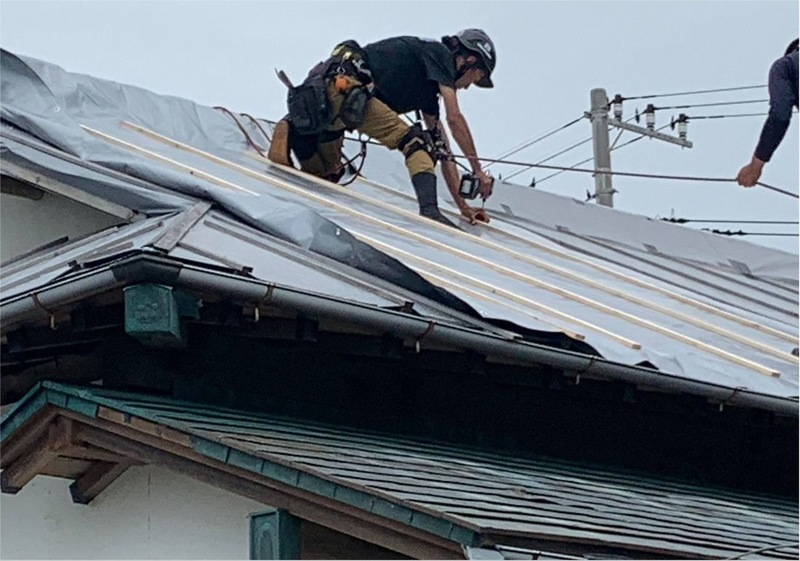 [令和元年の台風被災で今なお生活再建が困難な人を助けたい]の画像