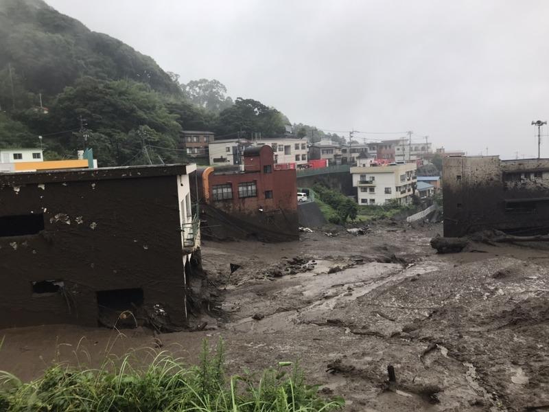 [【令和3年7月豪雨災害】 災害救助犬派遣等、被災地での活動のためにご支援を (日本レスキュー協会)]の画像