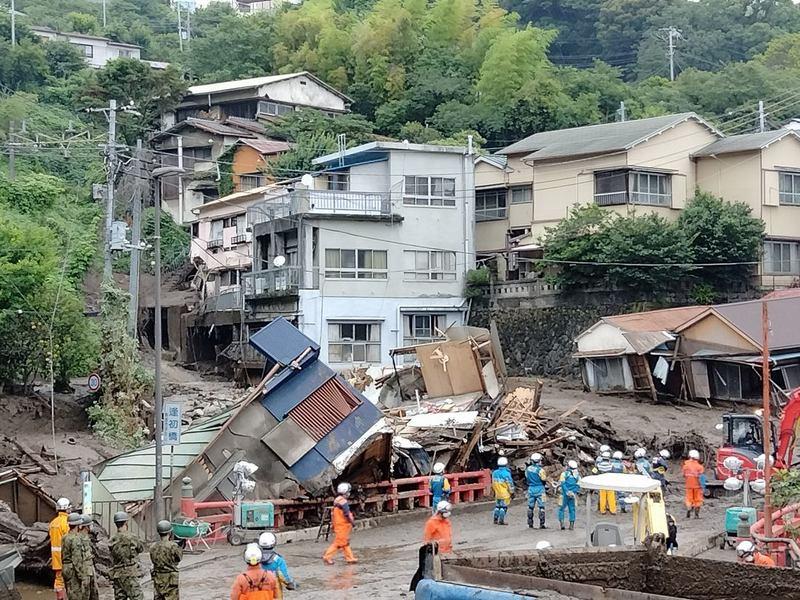 [【令和3年豪雨災害】 被災地での活動にご支援を(Civic Force)]の画像