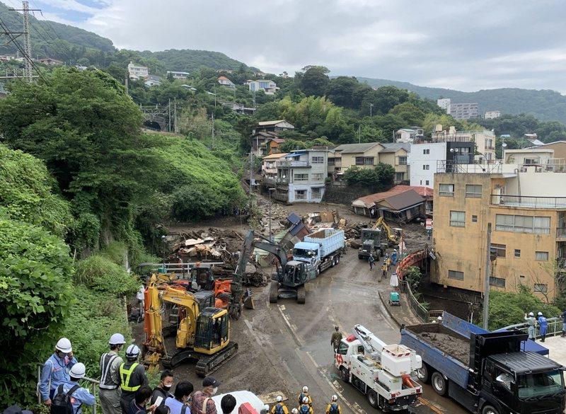 [令和3年大雨災害への対応  災害に、最速に、最適に動く。災害復興支援特別基金(日本財団)]の画像