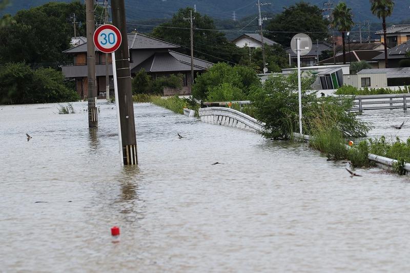 [【寄付2倍】令和3年8月豪雨災害 支援募金(Yahoo!基金)]の画像