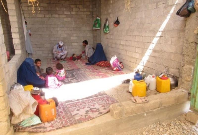 [【アフガニスタン緊急支援】多くの避難民を支えるために]の画像