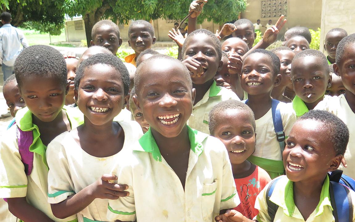 [【チョコ募金】カカオの産地ガーナの子どもたちへ愛を送ろう!]の画像