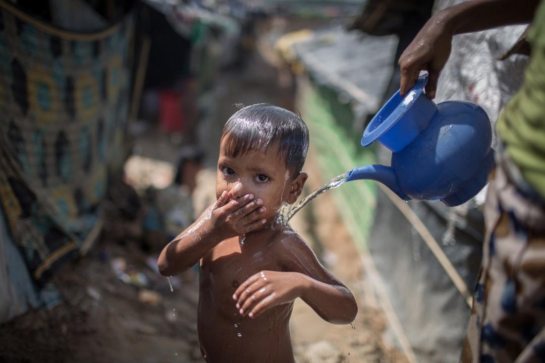 [ミャンマー避難民人道支援 :86万人が人道危機に直面中 【ジャパン・プラットフォーム】]の画像