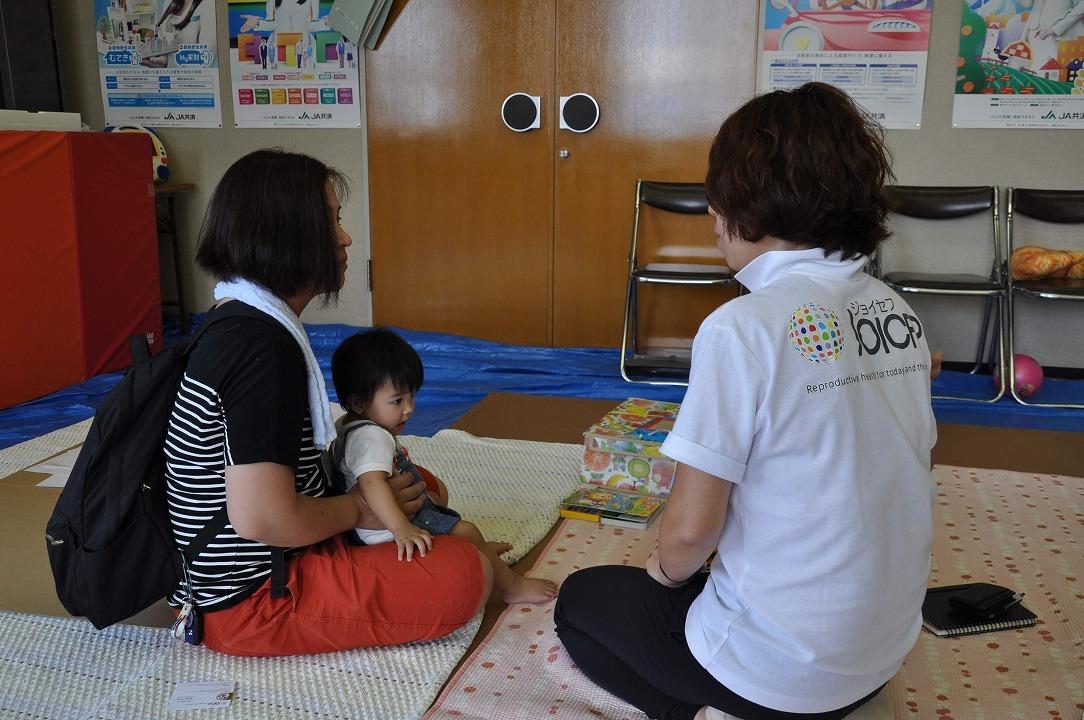 [【西日本豪雨】被災地の女性・母子を支えたい(ジョイセフ)]の画像