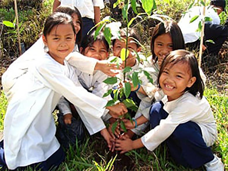 [「子供の森」計画 〜森を育てる子どもを育てる -緑あふれる地球を子どもたちの未来へ〜]の画像