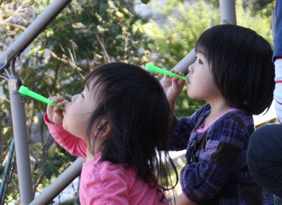 [子どもたちのいのちと未来を応援してください。]の画像