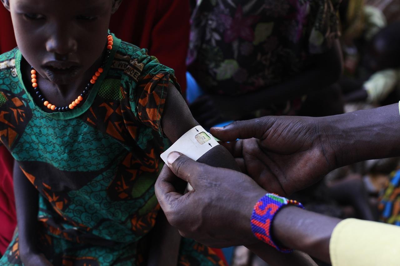 [南スーダン支援:深刻な人道危機に対応 【ジャパン・プラットフォーム】]の画像