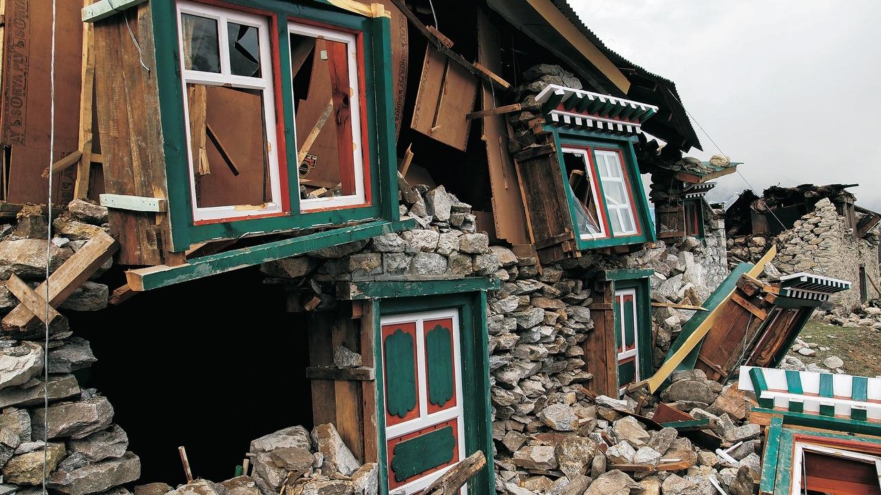 [野口健【ヒマラヤ大震災基金】ネパールの復興のために]の画像