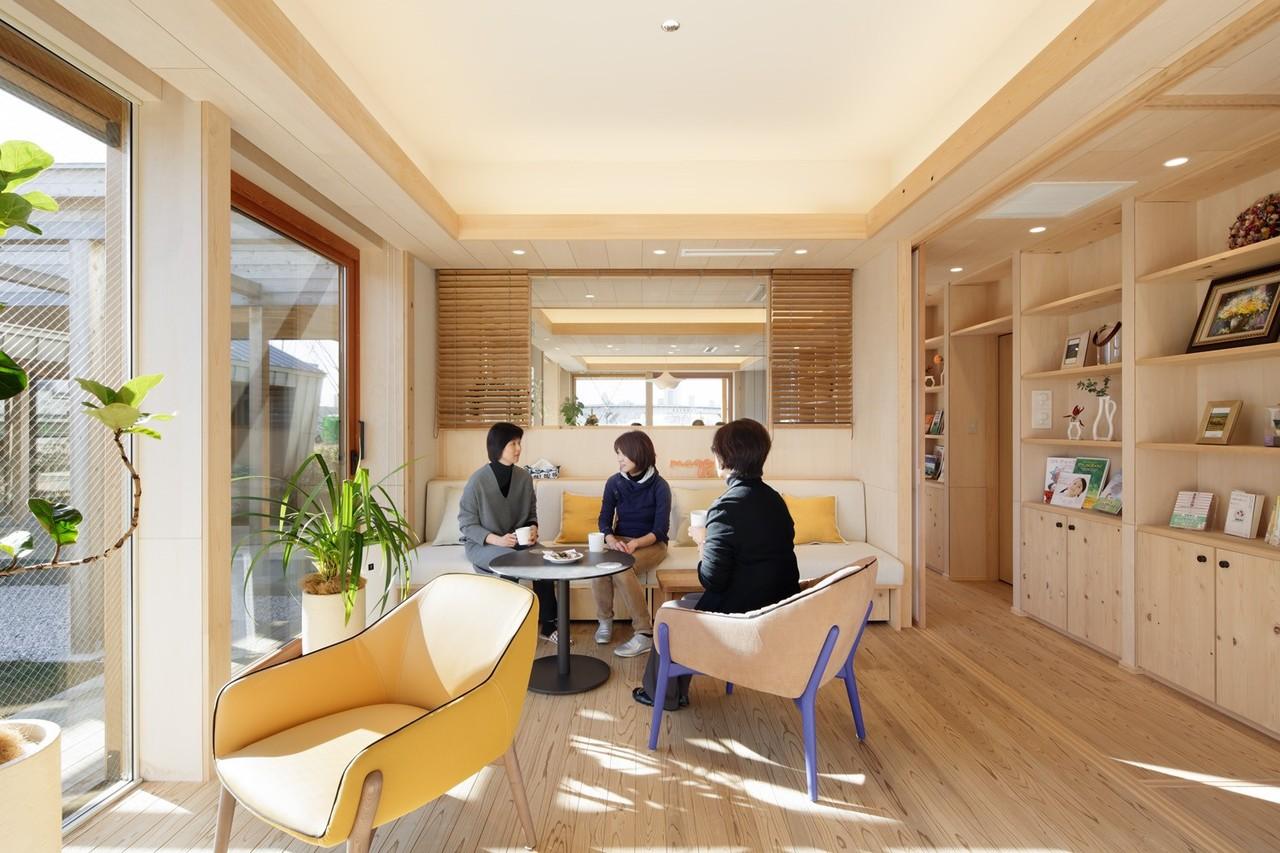 [がん患者とその家族・友人が自分の力を取り戻す居場所 「マギーズ東京」の継続運営のために!]の画像