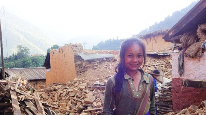[【ネパール大地震復興プロジェクト】緊急救援から復興・防災へ]の画像
