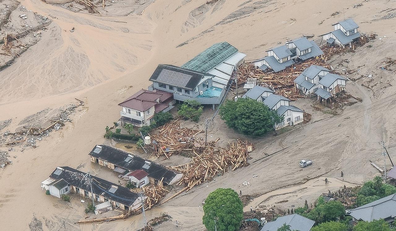 [九州北部豪雨被災者支援(ジャパン・プラットフォーム)]の画像
