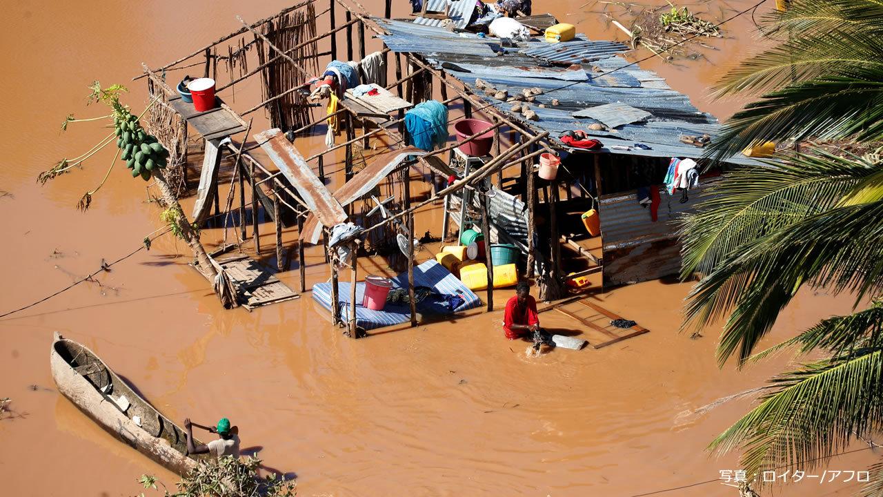 [【モザンビーク サイクロン】水害の被災者支援にご協力ください(グッドネーバーズ・ジャパン)]の画像