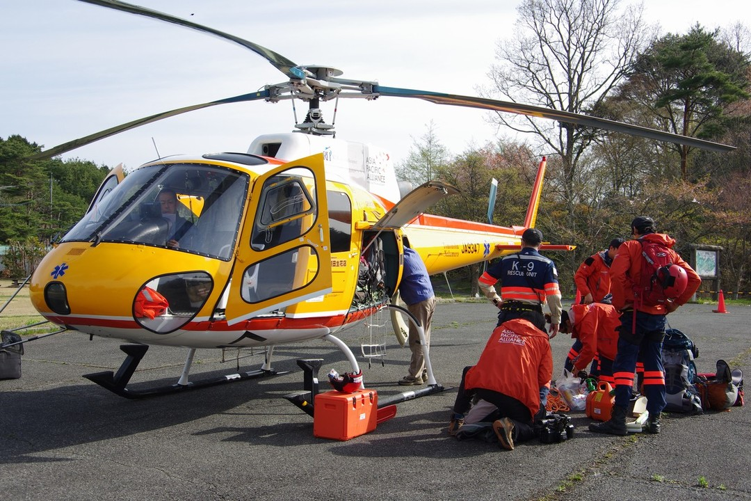 [災害支援のプロとして、被災地に迅速かつ質の高い支援を届ける]の画像